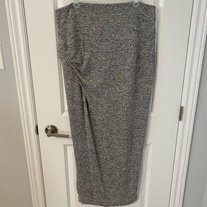 Thyme Maternity Wrap Skirt